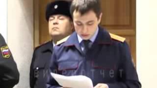 Врач боксер Илья Зелендинов на суде  врет  Версия хирурга-убийца о событиях в больнице Белгорода