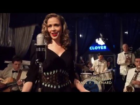 Suzanne Waters in Mob City