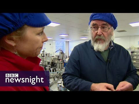 What do people in Cornwall think about Brexit? - BBC Newsnight
