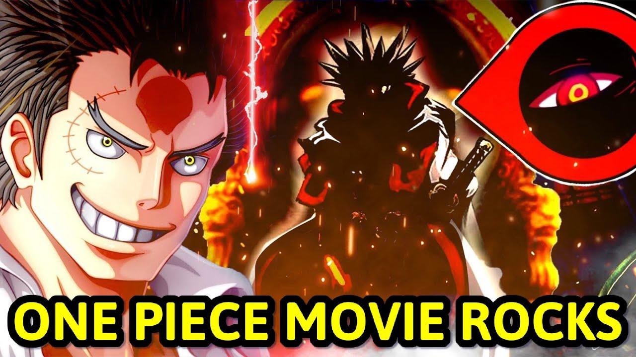 One Piece Movie ROCKS: Đẳng Cấp Của ROCK D. XEBEC & GARP - Đại Chiến GOD VALLEY!