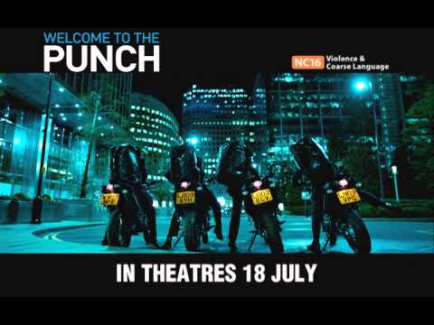 Welcome to the Punch 15s TV Spot