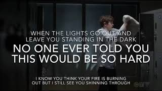 Got it in you lyrics / Banners - The Good Doctor S2 E17 OST
