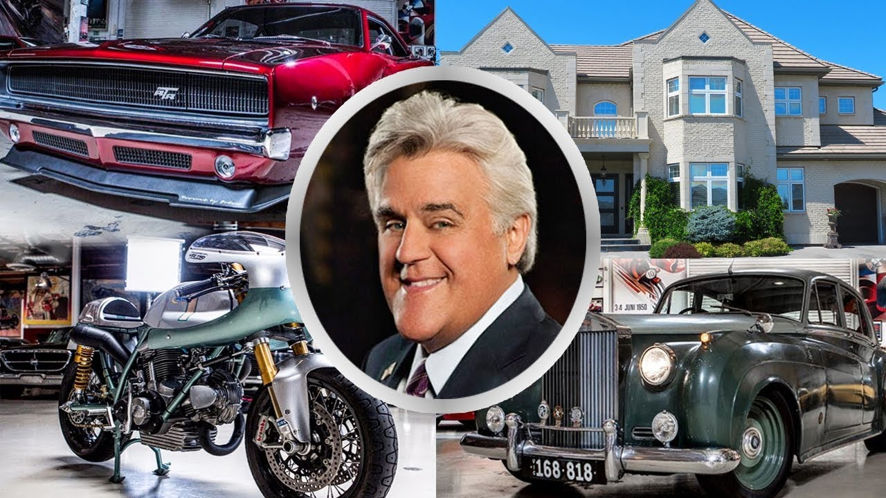 Download Jay Leno Lifestyle, Income, Family, Net Worth, Car Collection, Biography