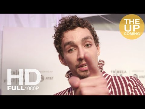 Robert Sheehan interview at Genius: Picasso premiere, jokes on De Niro – Tribeca Film Festival 2018