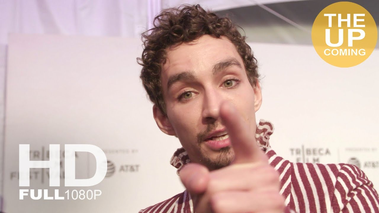 Robert Sheehan interview at Genius: Picasso premiere ...