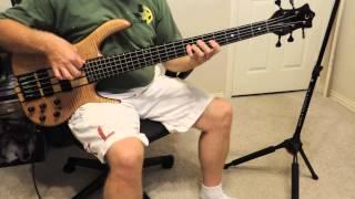 Gino Vannelli - Feel Like Flying (Bass Cover) - Tim Bishop.