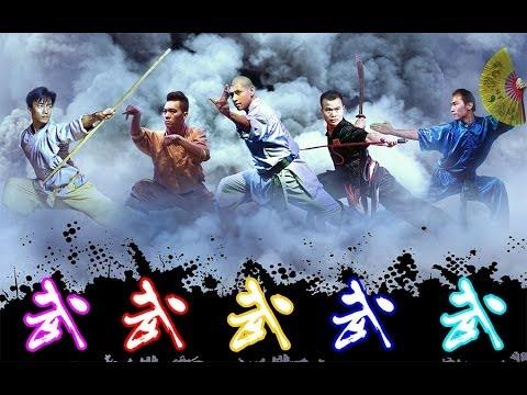 Khí Phách Thiếu Lâm Tự 2015