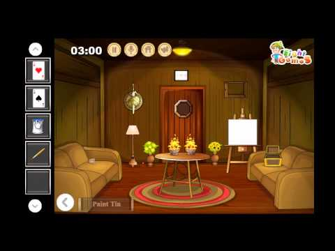 Magician Room Escape 2 By EightGames WalkThrough
