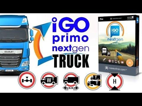 IGo Европа 2019 скачать, установить на Android телефон/планшет без компьютера