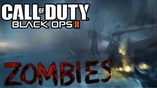 new black ops 2 zombies behind the scenes footage apocalypse zombie invaded town one huge map