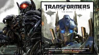 The Driller - Transformers: Dark of the Moon [Deluxe Score] by Steve Jablonsky