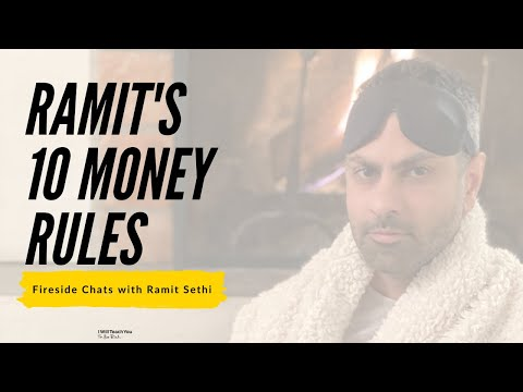 Personal Finance: 10 Money Rules From Ramit Sethi