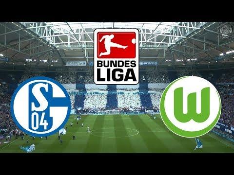 Schalke Gegen Wolfsburg 2017