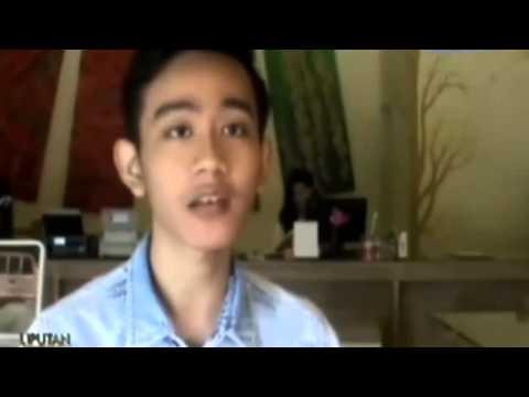 Kursus Bahasa Inggris Gratis Pada Anak, Oleh Gibran Anak Dari Presiden Jokowi