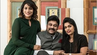 Megastar Chiranjeevi With Daughters Latest Family Video