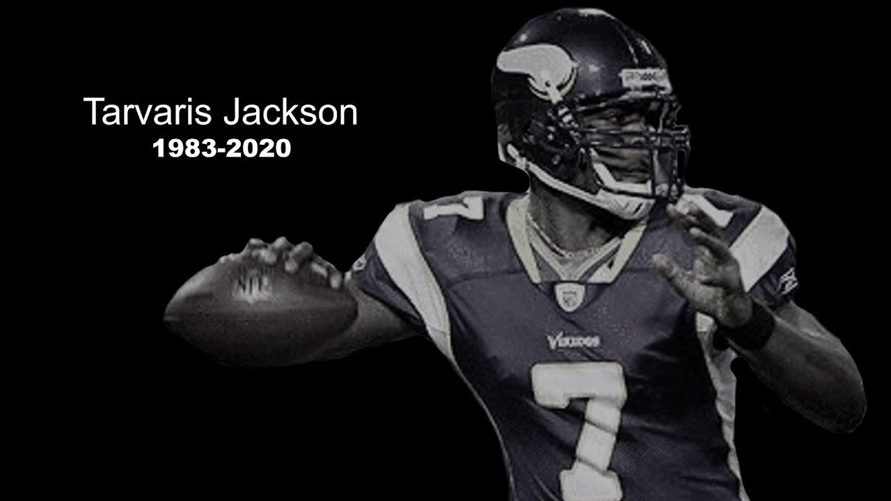 Rest in Peace, Tarvaris Jackson