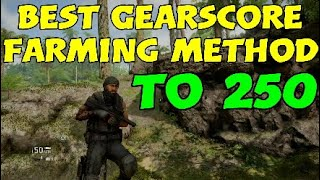 BEST Gearscore Farming Method To 250! (Watch if you're stuck!) | Ghost Recon Breakpoint #GhostRecon