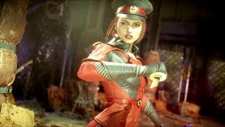 Finally Skarlet Kold War Skin! - Mortal Kombat 11 Online Ranked Matches