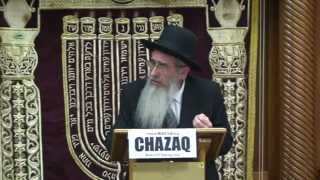 "CHAZAQ Shiur with Rav Mordechai Finkelman on ""The Fountain of Youth"""