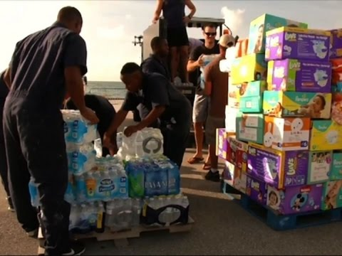 Floridians Send Aid to the Bahamas