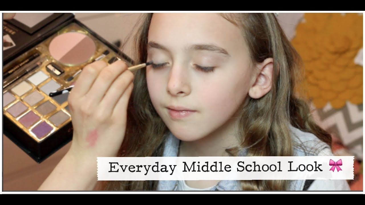 How to look cute for girl in middle school everyday look for House design com