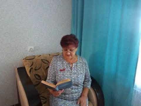 Изображение предпросмотра прочтения – ТатьянаПолякова читает произведение «Я научилась просто, мудро жить...» А.А.Ахматовой