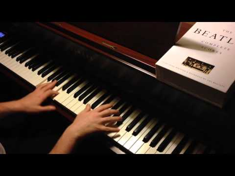 Hey Jude - The Beatles - Solo Piano Cover