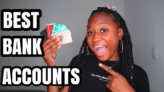 THE BEST BANK ACCOUNTS FOR BEGINNERS AND TEENAGERS | Bank accounts for beginner tips and tricks!