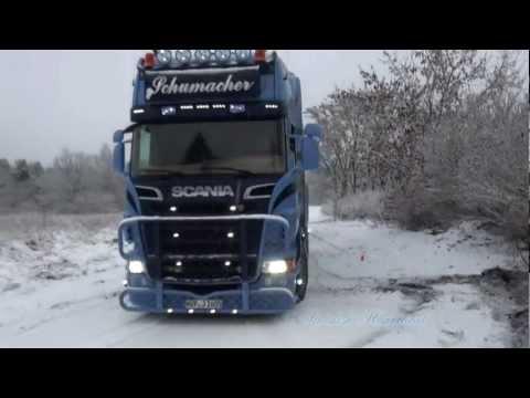 Scania R500 V8 Spedition Schumacher