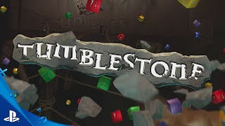 Tumblestone - Cinematic Trailer | PS4