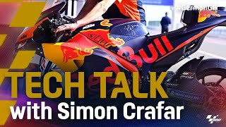 The job of a Cŗew Chief: Tech Talk with Simon Crafar