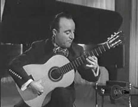 Flamenco Guitar Master Vicente Gomez