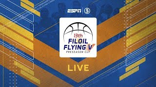 LIVE: UP vs. CEU | Filoil Flying V Preseason Cup 2019