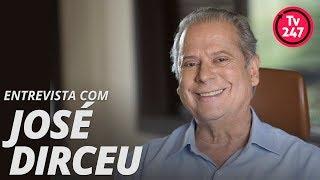 TV 247 entrevista José Dirceu