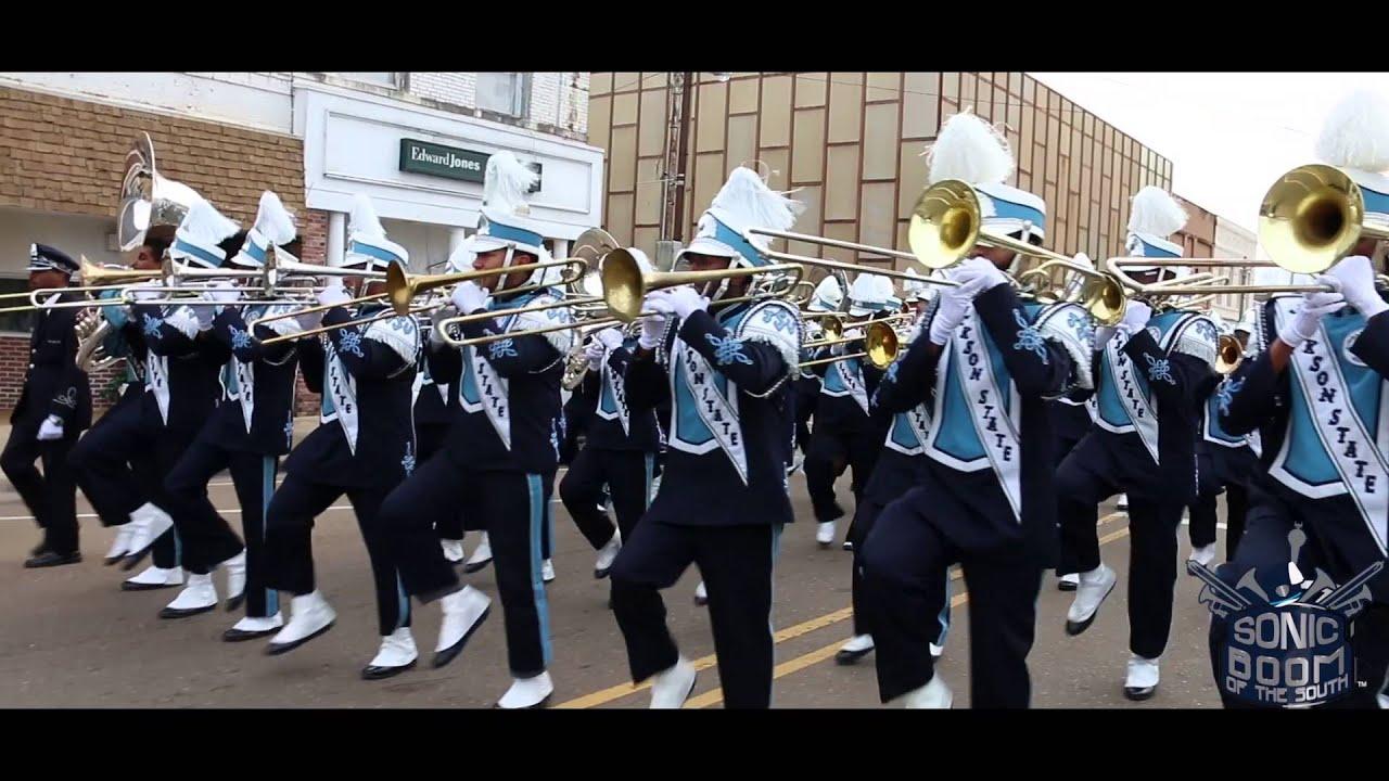 Jackson State - MLK Parade GrenadaMS 2016 - YouTube