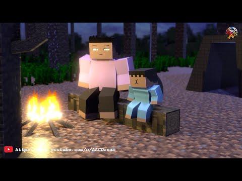 Animasi Si Nopal - Berkhemah ( Minecraft Animation )
