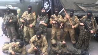 Как сербские четники воевали в Донбассе
