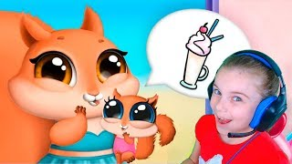 Мороженое для домашних животных Игры для детей