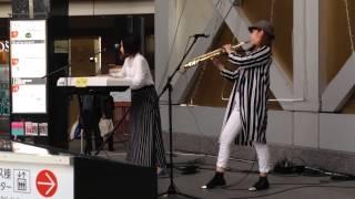 tricolore【vo.key み〜やん sax.cho みなみ】 tricolore公式サイト htt...