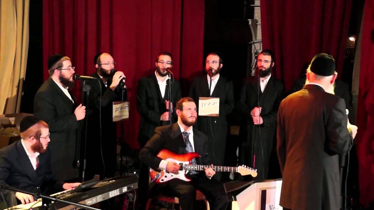 Mordechai Ben David With Yedidim Choir - Perok Yas Onoch