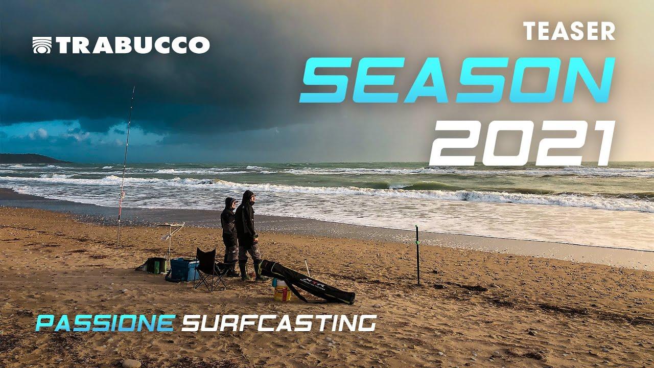 Passione SURFCASTING S4E5   @Trabucco Fishing