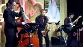 【真愛・音樂】婚禮現場_薩克斯風+吉他+低音提琴