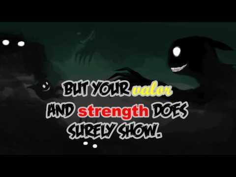 Night Blight Song Lyric Video