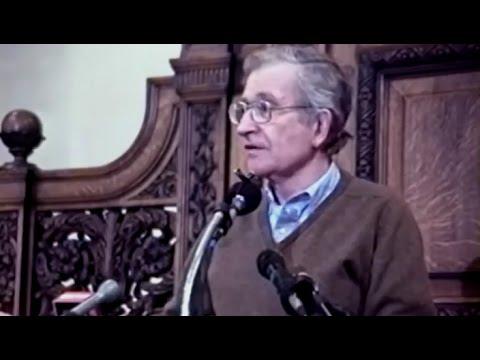 Noam Chomsky on NAFTA