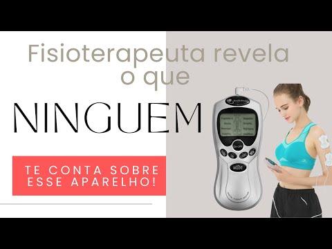 Massageador Digital com Choque Elétrico Tens Funciona? Fisioterapeuta explica