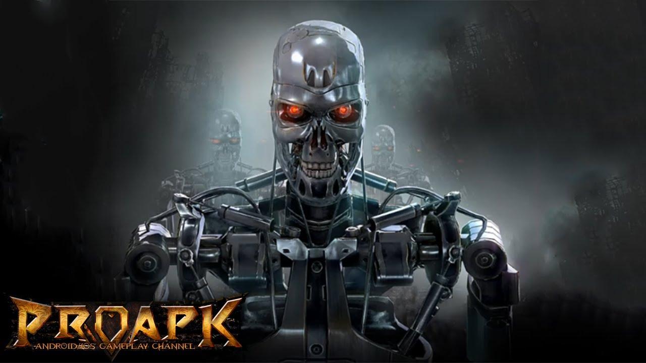 Video Terminator 2