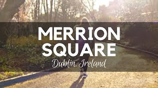 Merrion Square Dublin - Beautiful Georgian Garden Square