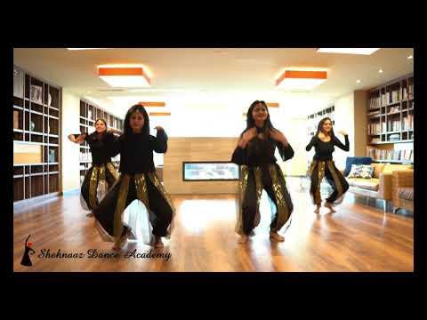 Chamma Chamma Remix by Shehnaaz Dance Academy