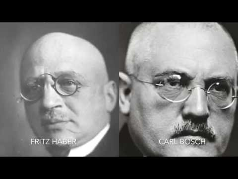 Chemists That Changed the World - Haber and Bosch