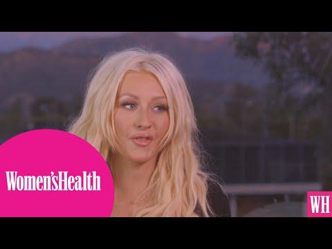 Christina Aguilera March 2016 Cover Shoot